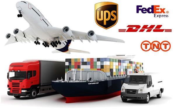 Các hãng dịch vụ chuyển phát nhanh quốc tế DHL, FEDEX, TNT, UPS giá rẻ