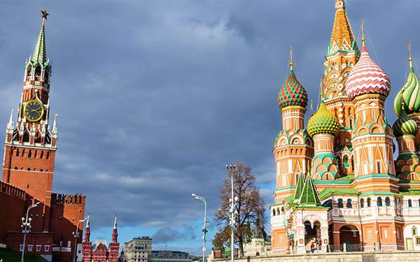 Dịch vụ chuyển phát nhanh đi Nga
