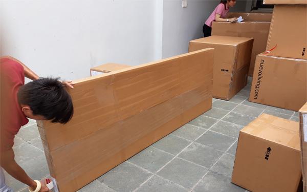 Dịch vụ vận chuyển gửi hàng chuyển phát nhanh từ Việt Nam đi Pháp